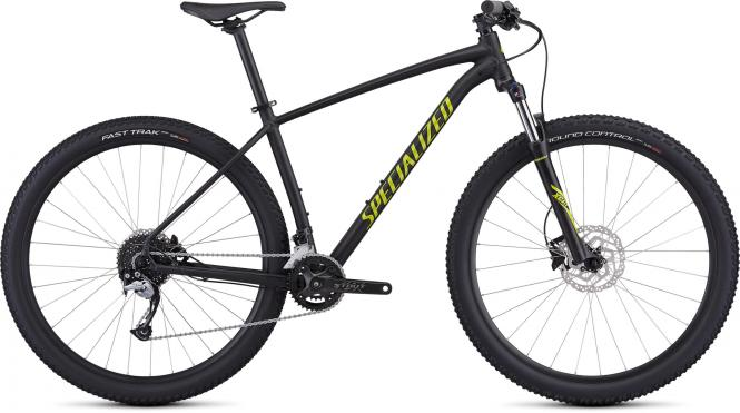 Specialized Men's Rockhopper Comp - 29 -  Satin Black/Ion 2019