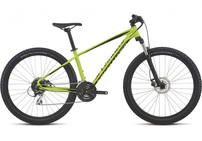 Specialized Men's Pitch Sport 27.5 Gloss Hyper/Black 2018