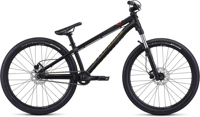 Specialized P.3 - 26 -  Satin Gloss Black/Jet Fuel 2019