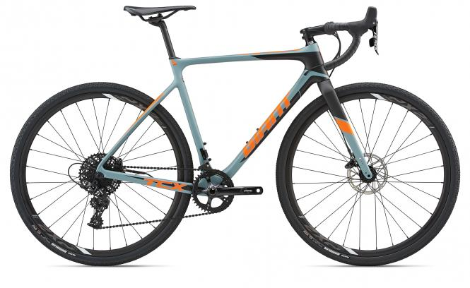 Giant TCX Advanced SX - 28 - grey/black