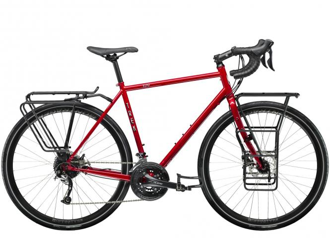 Trek 520 - 28 -  Diablo Red 2019