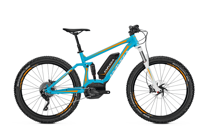 Univega Renegade BS 3.0 Plus maliblue matt 2017 - 27 Diamant -