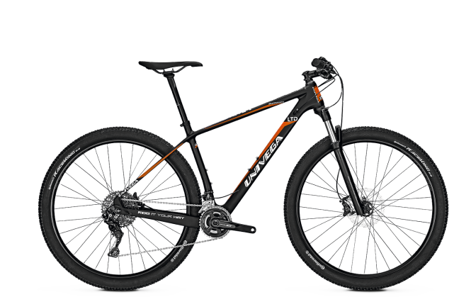Univega SUMMIT LTD CARBON black matt 2018 - 29 -