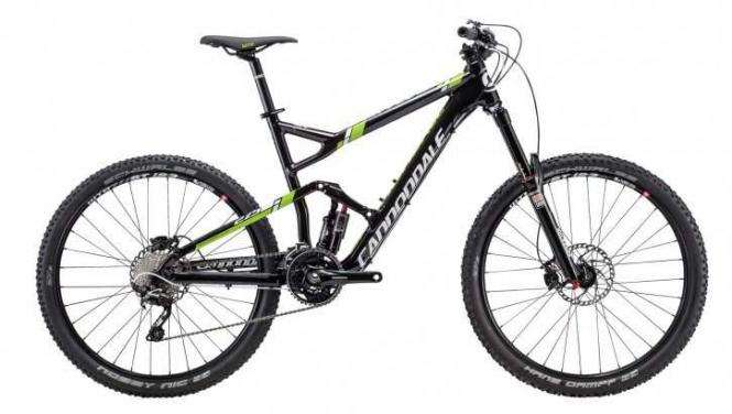 Cannondale Jekyll Alloy 4