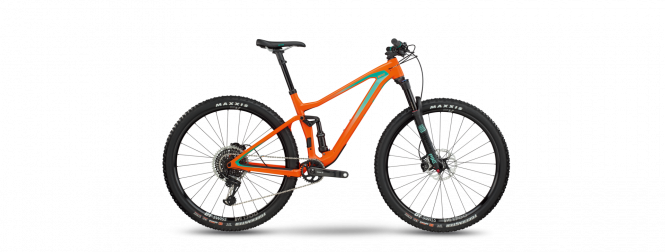 BMC speedfox 02 ONE Orange Mint 2018