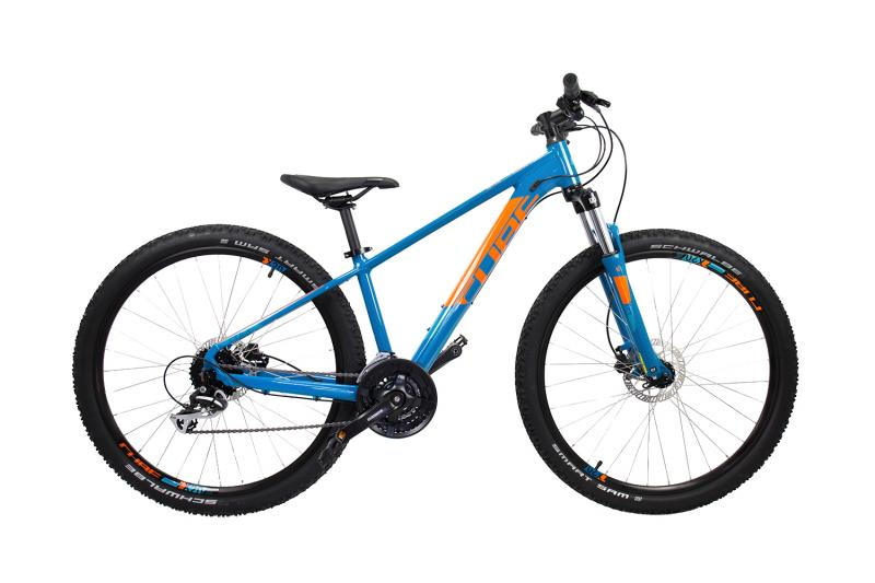 Cube Aim Pro blue´n´orange 2019 - MTB 27,5 -  16