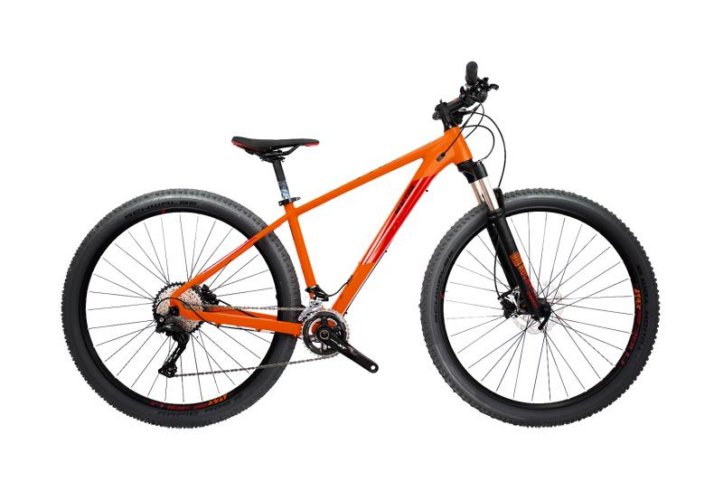 Cube Reaction Pro orange´n´red 2019 - MTB 29 -
