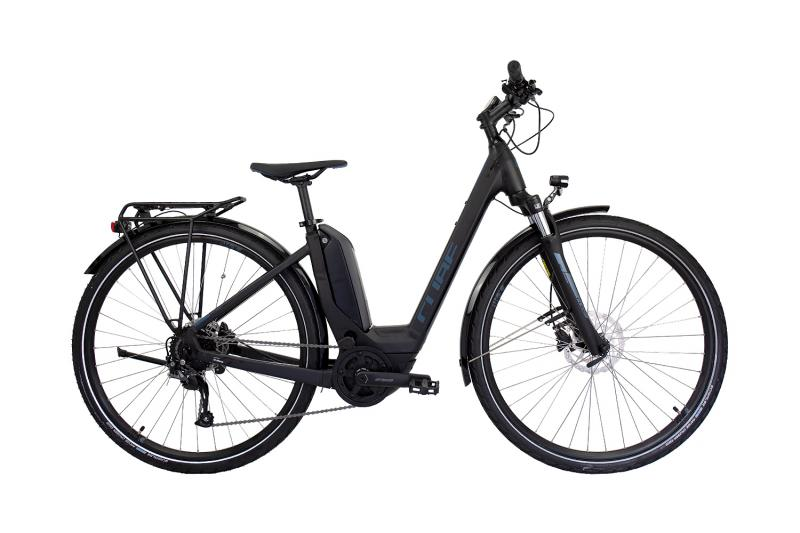 Cube Touring Hybrid ONE 500 - Easy Entry 28 - black´n´blue 54