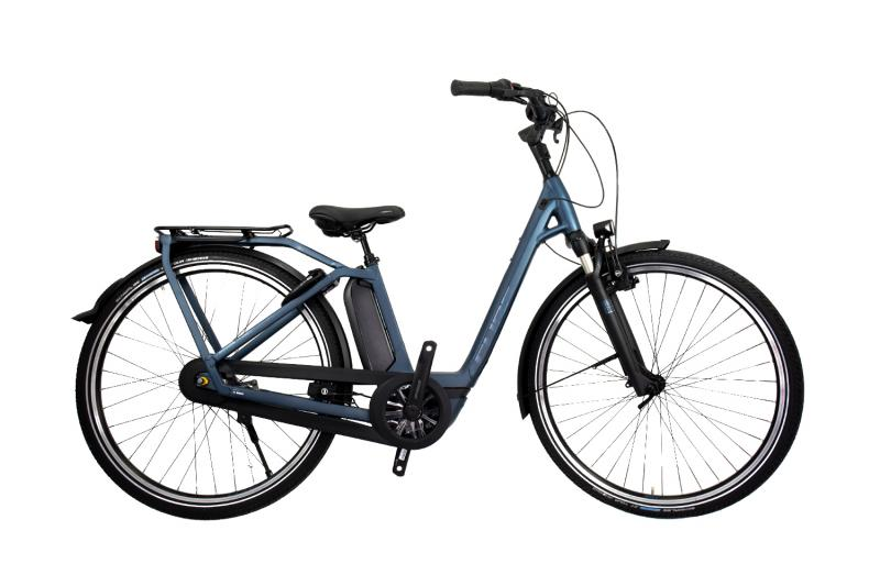 Cube Town Hybrid EXC 400 blue´n´blue 2019 - Easy Entry 28 -