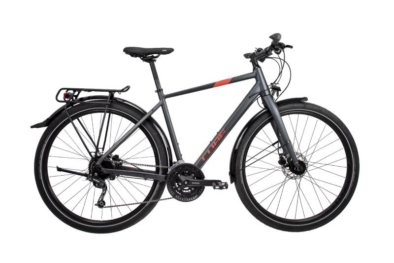 Cube Travel iridium´n´red 2019 - Men 28 -