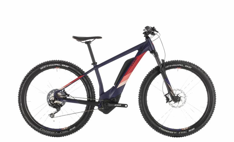 Cube Access Hybrid Race 500 darkviolet´n´rose 2019 - 29 -