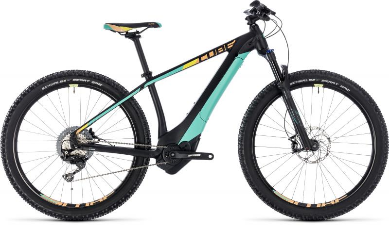 Cube Access Hybrid SL 500 black´n´mint 2018 - 29 -