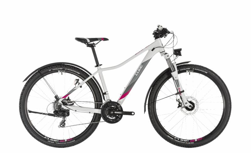 Cube Access WS Allroad white´n´berry 2019 - MTB 27,5 -