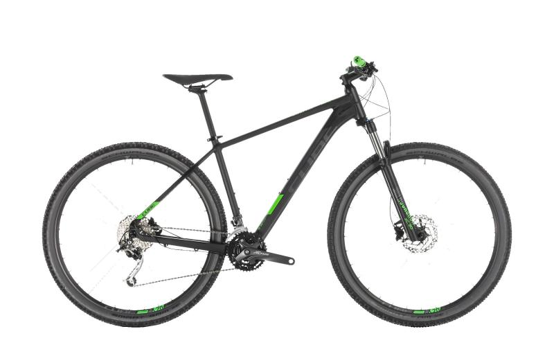 Cube Analog black´n´green 2019 - MTB 27,5 -