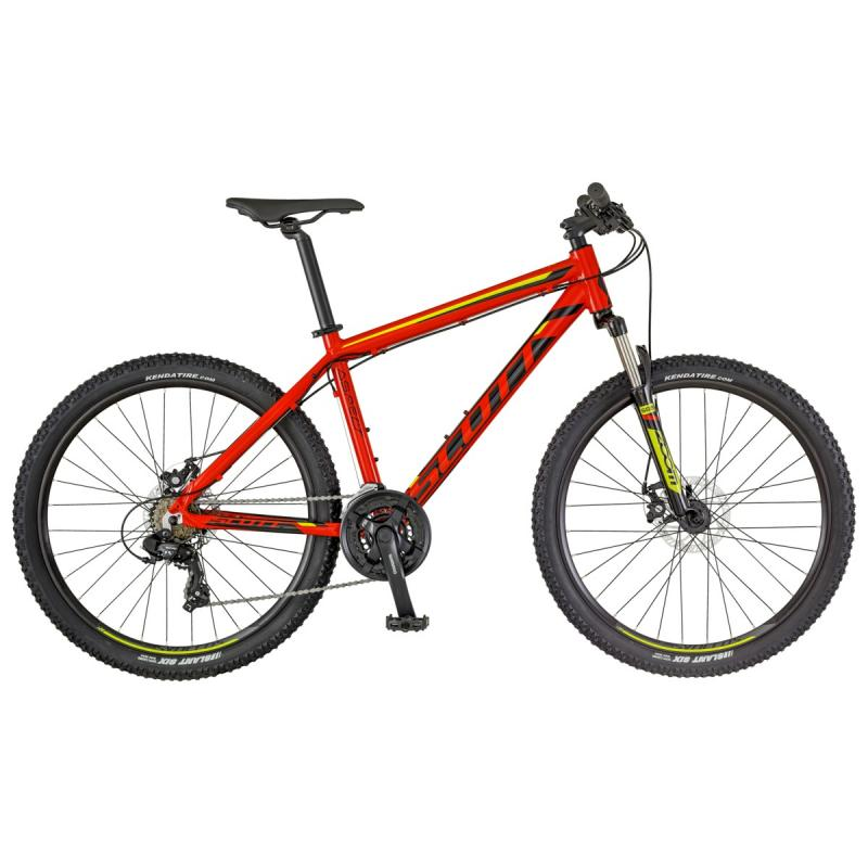 Scott Aspect 670 (KH) RED / BLACK / YELLOW 2018 - 26 -