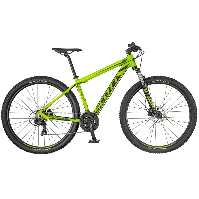 Scott Aspect 760 (KH) GREEN / BLACK / YELLOW 2018 - 27.5 -