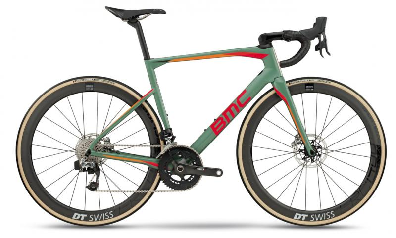 BMC BMC roadmachine 01 TWO - TWO 28 -  Fisher Green 2018 L