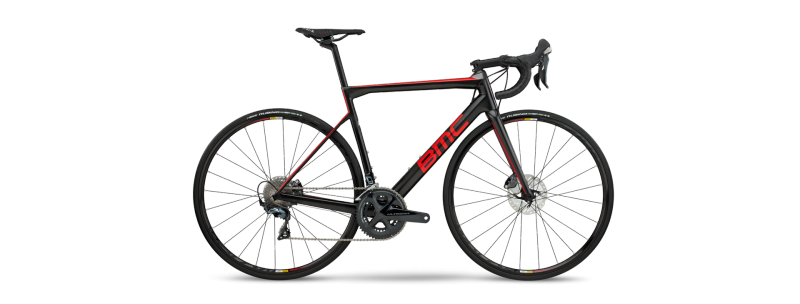 BMC BMC teammachine SLR02 DISC TWO - TWO 28 -  Carbon Red 2018 L