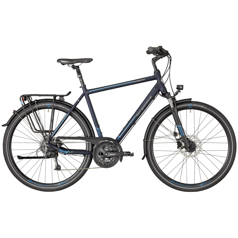Bergamont Horizon 6.0 Gent black blue/blue/grey (matt) 2018 - 28 -
