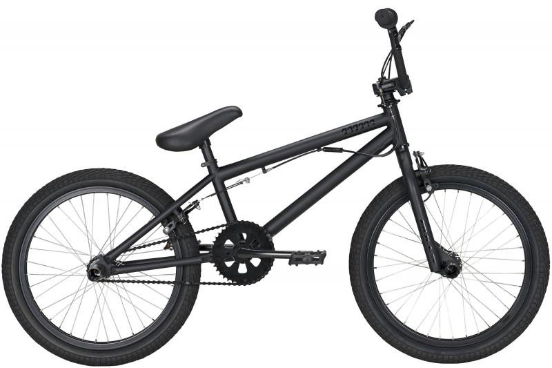 Bulls Barbar black matt 2020 - 400Wh 20 -