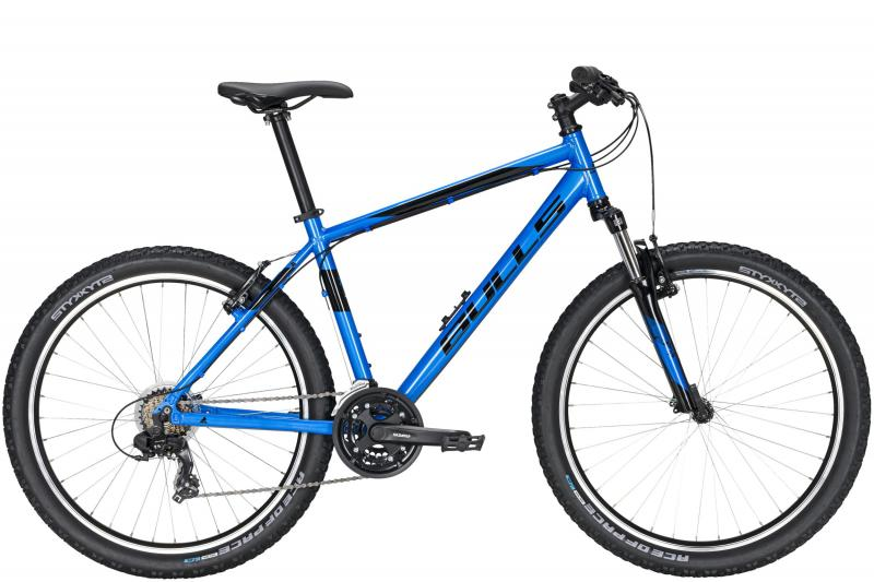 Bulls Pulsar  metallic blue/black 2020 - 27,5 -