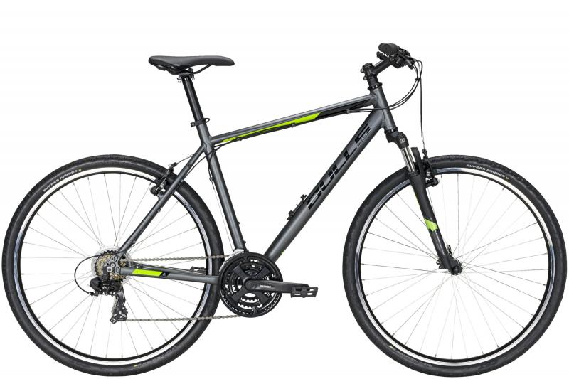 Bulls Pulsar Cross grey matt 2020 - 28 -