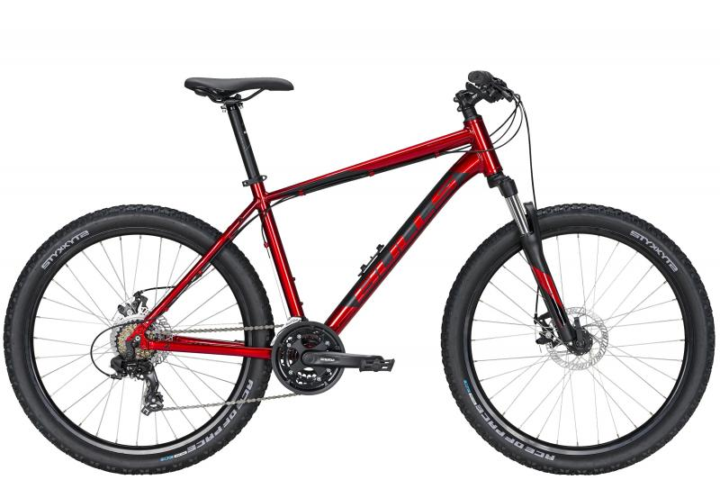 Bulls Wildtail 1 Disc  chrome red/black matt 2020 - 27,5 -