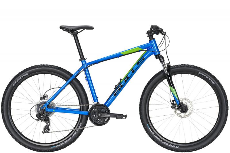 Bulls Wildtail 2 Disc  anodized blue 2020 - 27,5 -