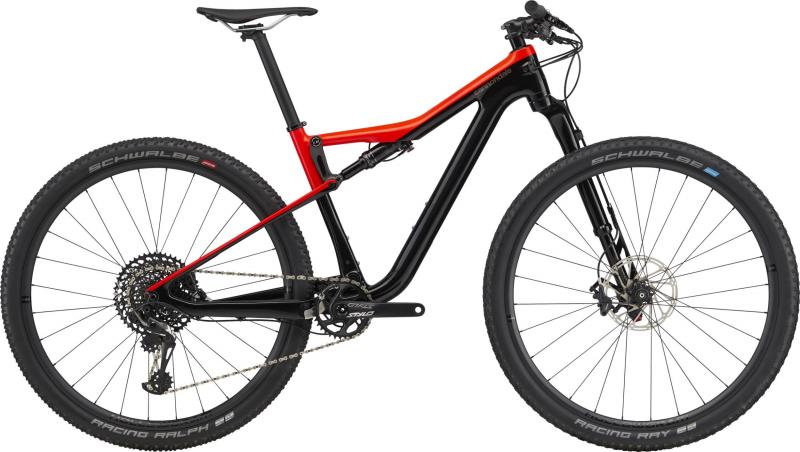 Cannondale Scalpel Si Carbon 3 Acid Red 2020 - 29 -