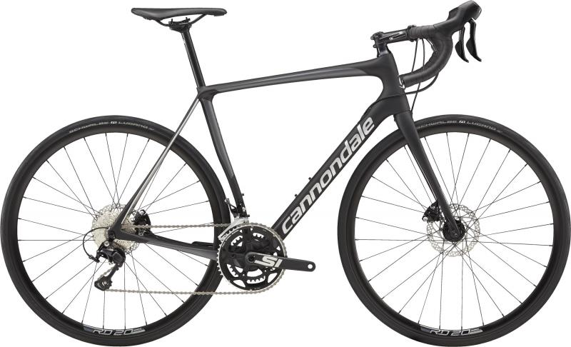 Cannondale Synapse Carbon Disc 105 BBQ Midnight Blue w/ Jet Black and Volt - Gloss 2018 - 28 -