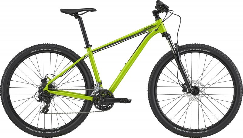 Cannondale Trail 8 Acid Green 2020 - 29 -