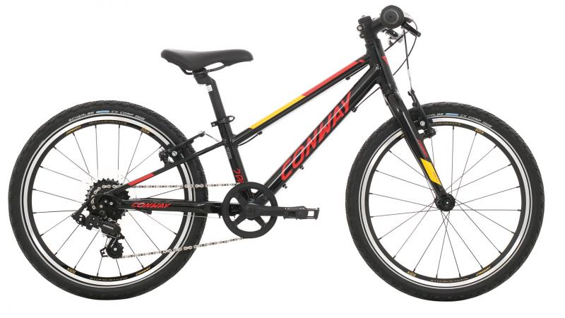 Conway MS 200 black/red 2019 - Diamant 20
