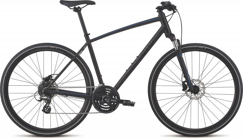 Specialized CrossTrail - Hydraulic Disc - 28 -  Satin Black/Chameleon/Nearly Black Reflective 2019