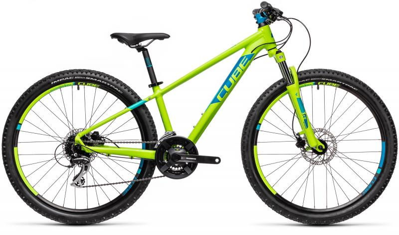 Cube ACID 260 DISC Green´n´blue  2021 - 26