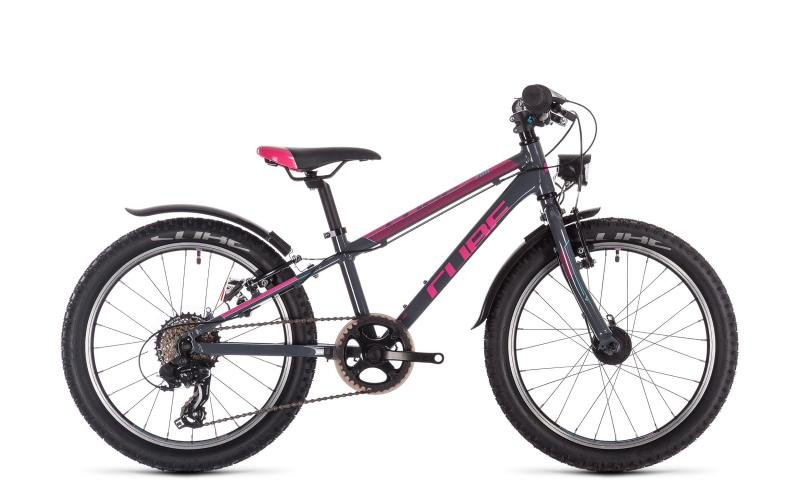 Cube Access 200 Allroad girl grey´n´blue´n´pink 2020 - Diamant -  20