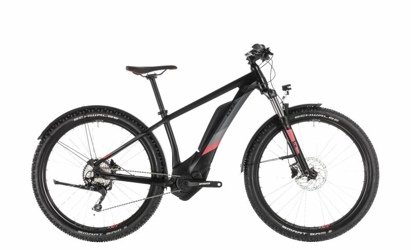 Cube Access Hybrid Pro 400 Allroad black´n´coral 2019 - 29 -