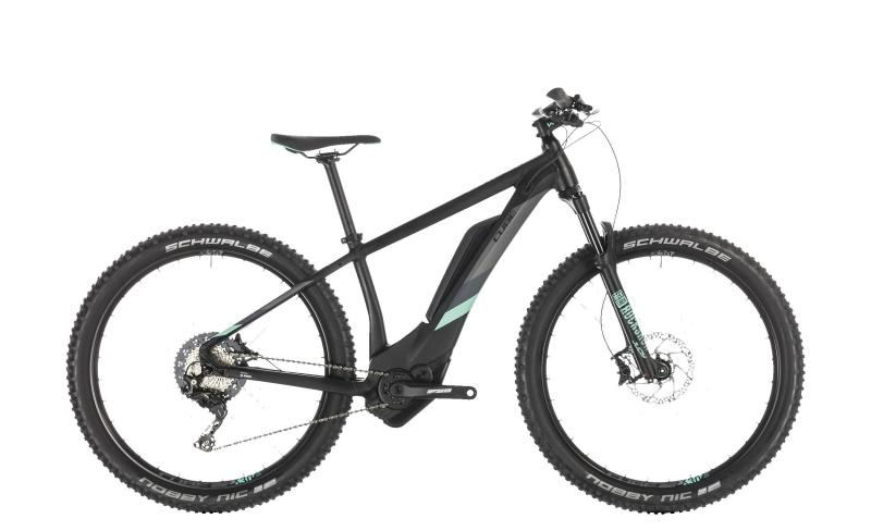 Cube Access Hybrid Race 500 black´n´mint 2019 - 27.5 -