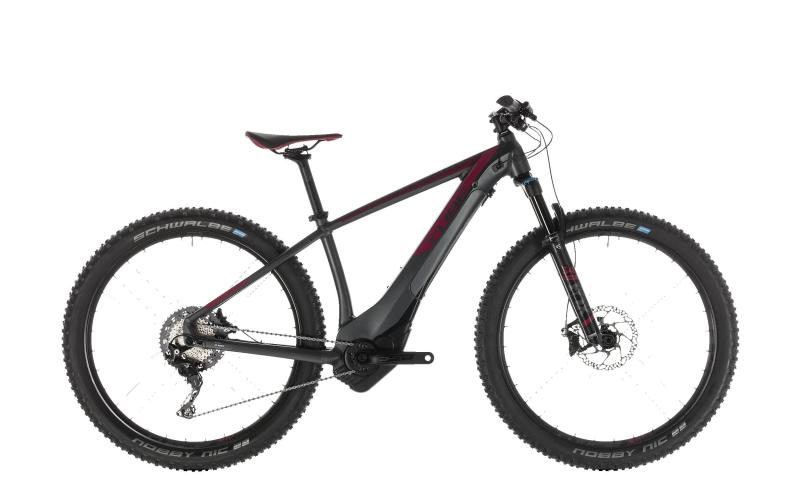 Cube Access Hybrid SLT 500 - 27.5 - iridium´n´berry 16