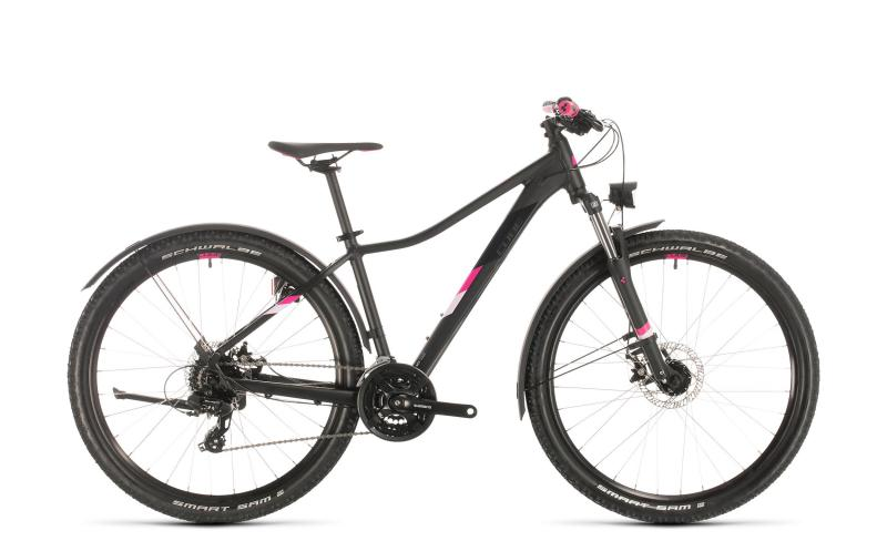 Cube Access WS Allroad - Diamant -  black´n´berry 2020