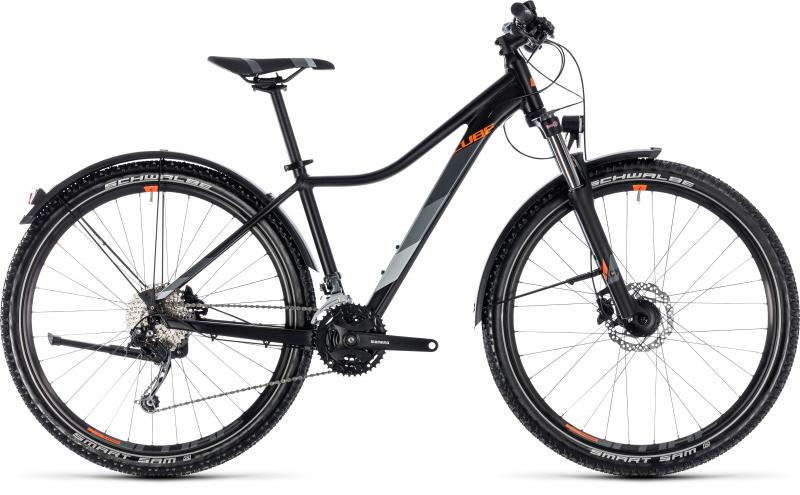 Cube Access WS Pro Allroad - 29 - black´n´orange 17