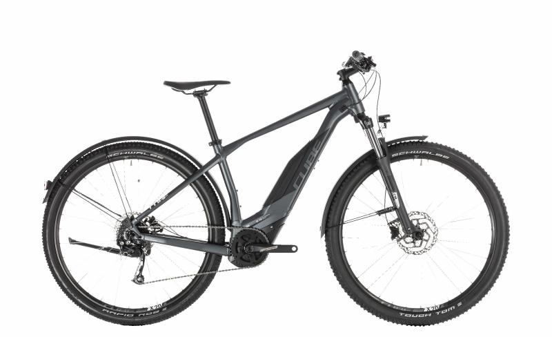 Cube Acid Hybrid ONE 500 Allroad 29 grey´n´white 2019 - Men 29 -