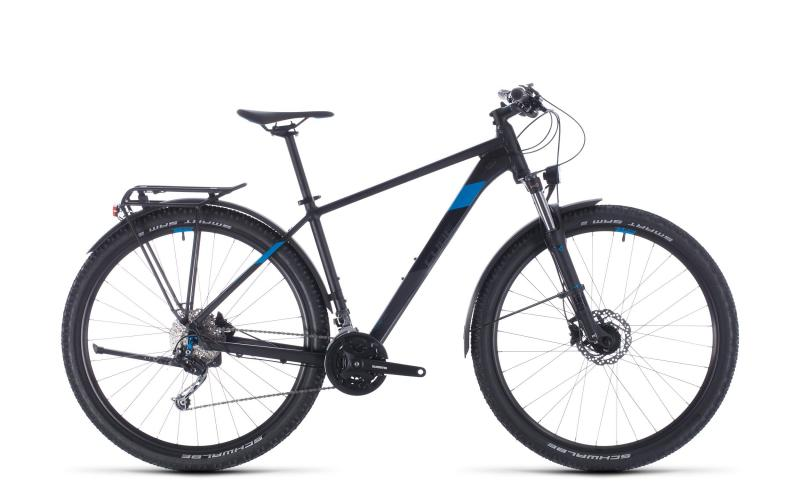 Cube Aim SL Allroad - Diamant -  black´n´blue 2020
