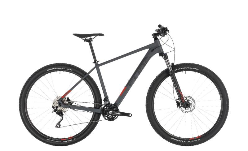 Cube Attention iridium´n´red 2019 - MTB 29 -