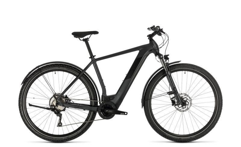 Cube Cross Hybrid Pro 625 Allroad - Men -  iridium´n´black 2020
