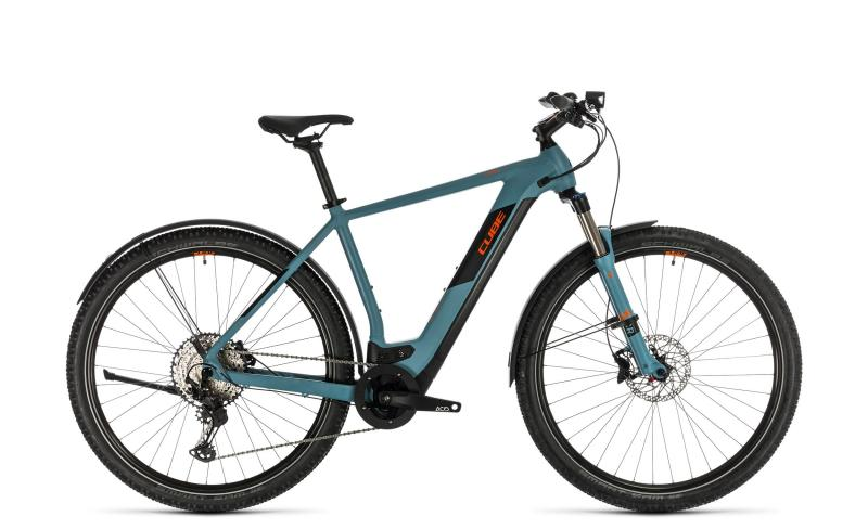 Cube Cross Hybrid Race 625 Allroad - Men -  blue´n´orange 2020