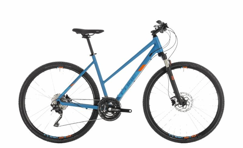 Cube Cross Pro blue´n´orange 2019 - Trapeze Lady 28 -