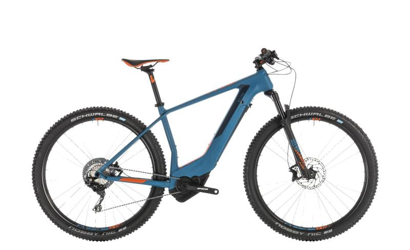 Cube Elite Hybrid C:62 Race 500 29 blue´n´orange 2019