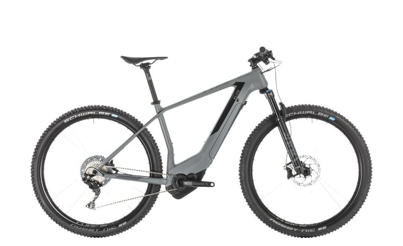 Cube Elite Hybrid C:62 SL 500 29 grey´n´black 2019