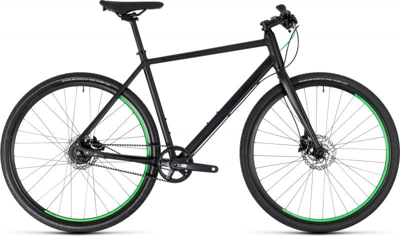 Cube Hyde Race black´n´green 2018 - Men 28 -