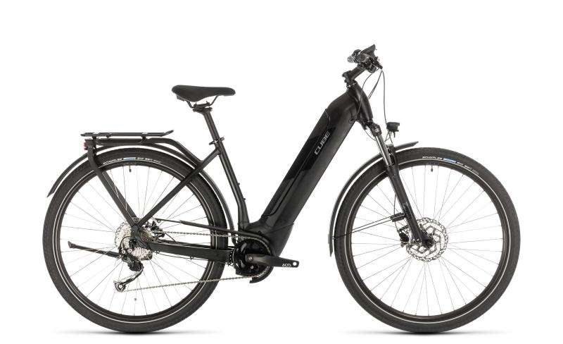Cube Kathmandu Hybrid ONE 625 - Easy Entry -  black´n´grey 2020